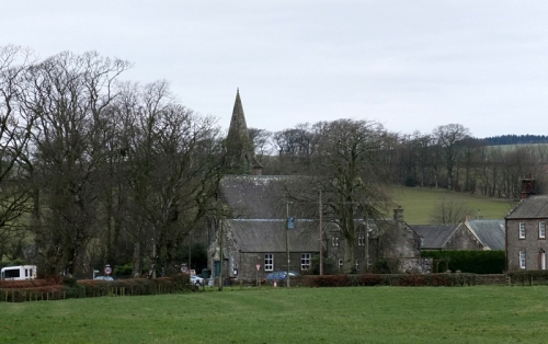Waterbeck Church