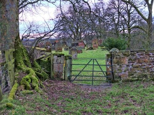 Milltown graveyard
