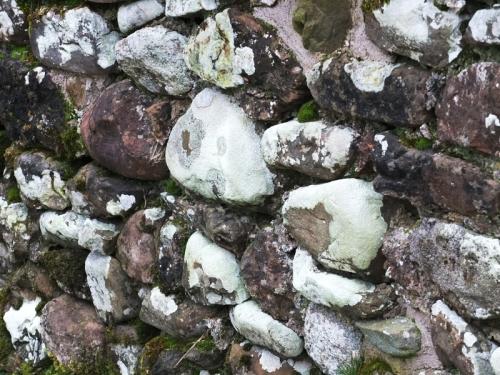 wall at sark