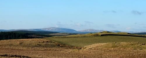 Ettrick hills