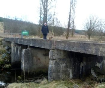 bridge at Kershope
