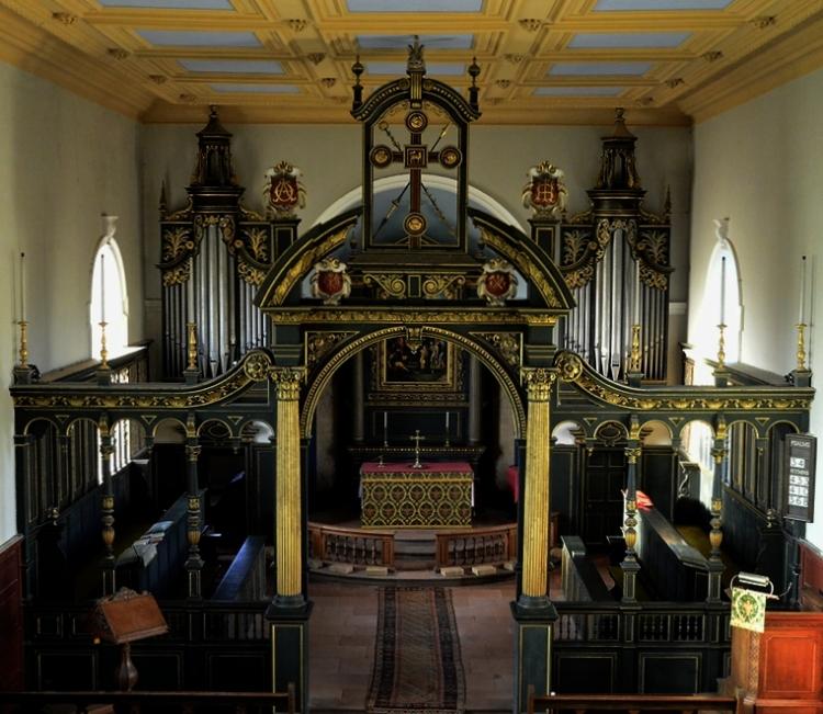 St Andrew's Church, Kirkandrews on Esk