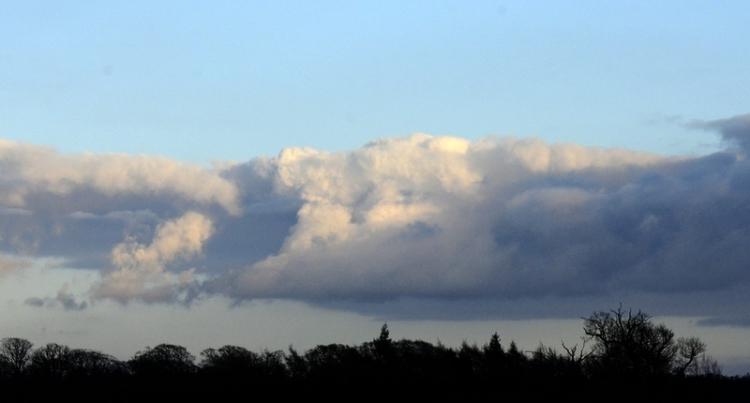 cloud at Longtown