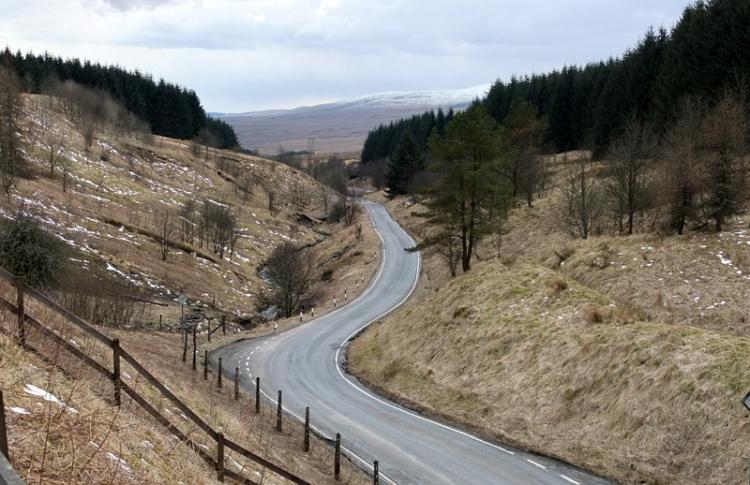 Whitrope road