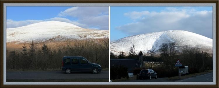 Roxburgh hills