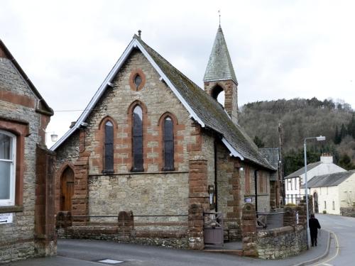 Pooley Bridge church