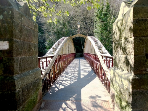 jubilee bridge matlock