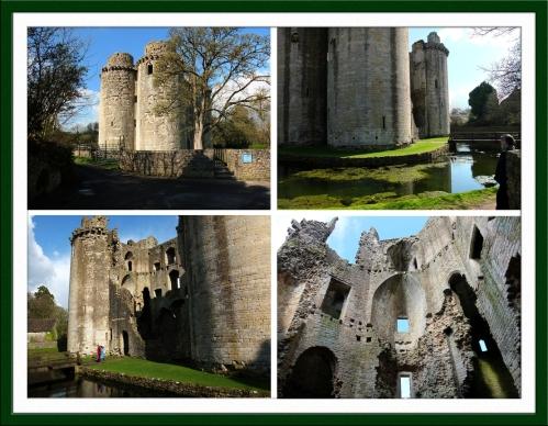 Nunney castle