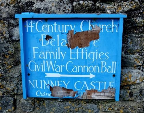 Nunney Church
