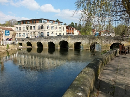 bridge bradford