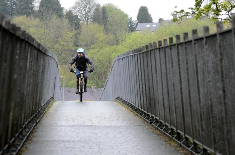 second rider