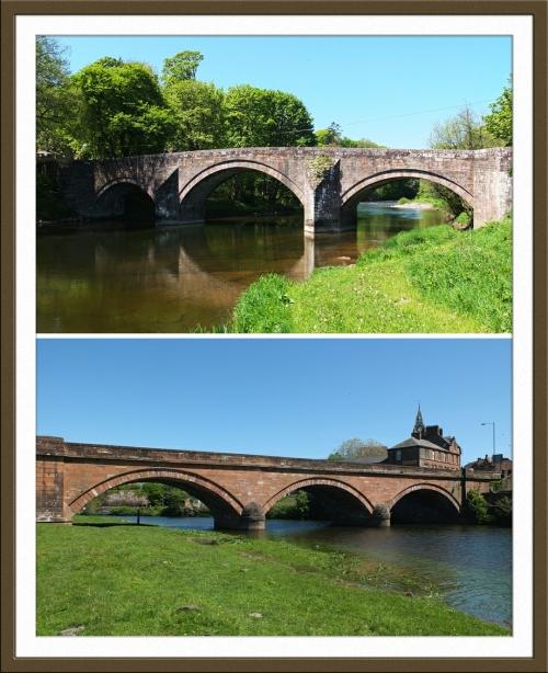 Annan bridges