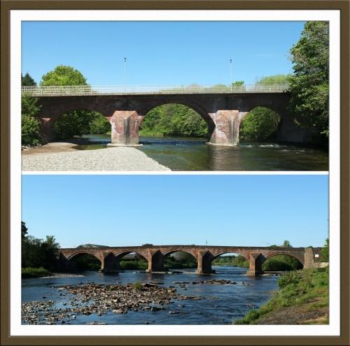 Esk bridges