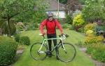 Dropscone's new bike
