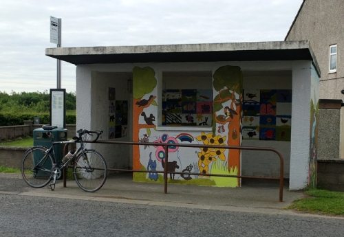 eaglesfield  bus stop