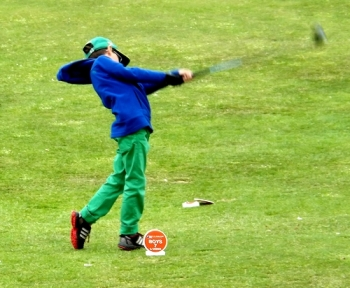 Kids golf 2013