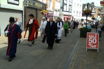 Banbury Town Mayor