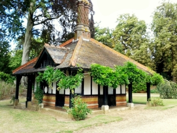 Queen Victoria's tea house at Frogmore