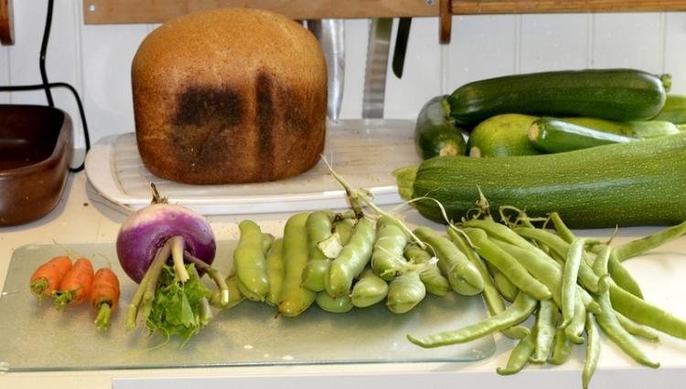 Home produce