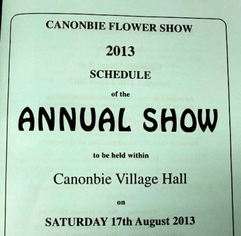 Canonbie Show