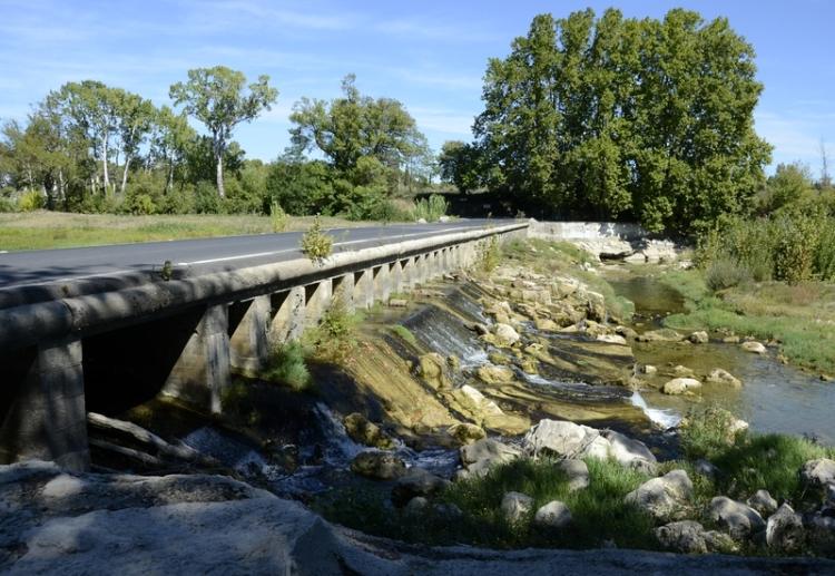 Vidourle bridge