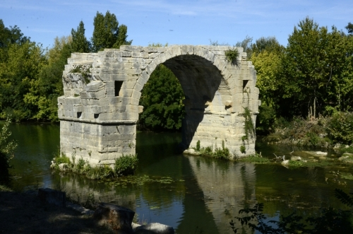 Day two: Courbet's bridge
