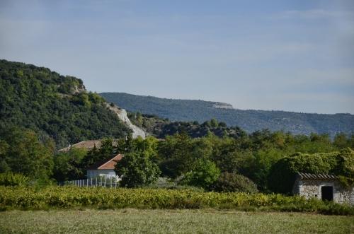 Hills at Tornac