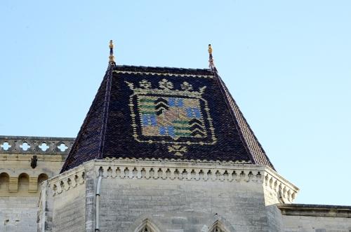 Uzes castle