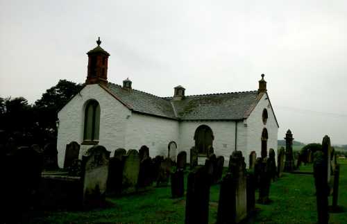 Ruthwell Church