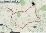 garmin route 26 Oct 13