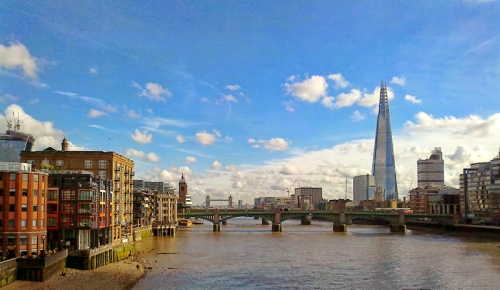 The Shard from the Mille