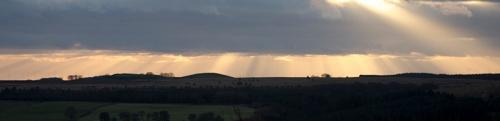 Broomholm cloudscape