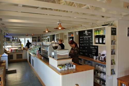 Cafe in Buttermere