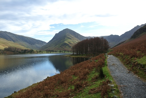 Buttermere path