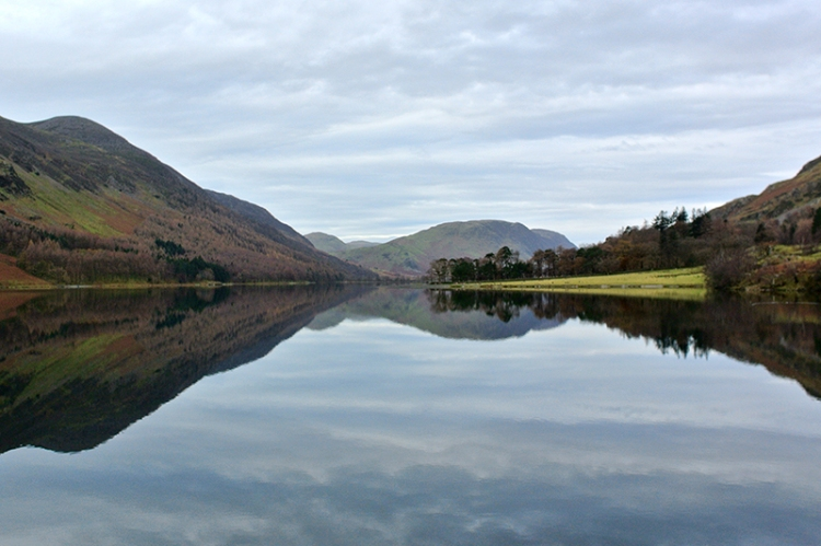 Buttermere from the south