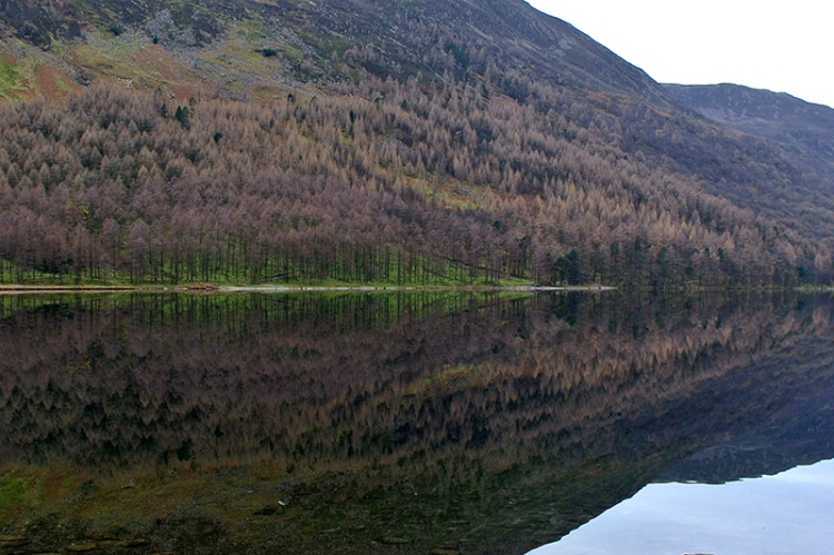 Buttermere reflection