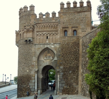 Gate built by Moors in 10th Century