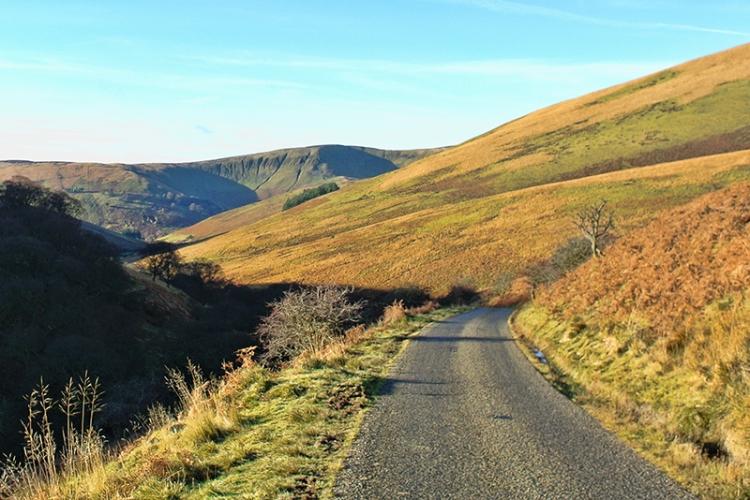 Carewoodrig road