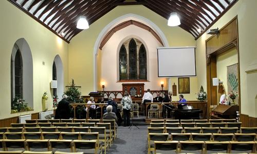 Newcastleton Church
