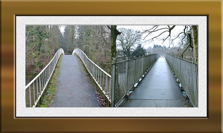 Duchess Bridge Jubillee Bridge
