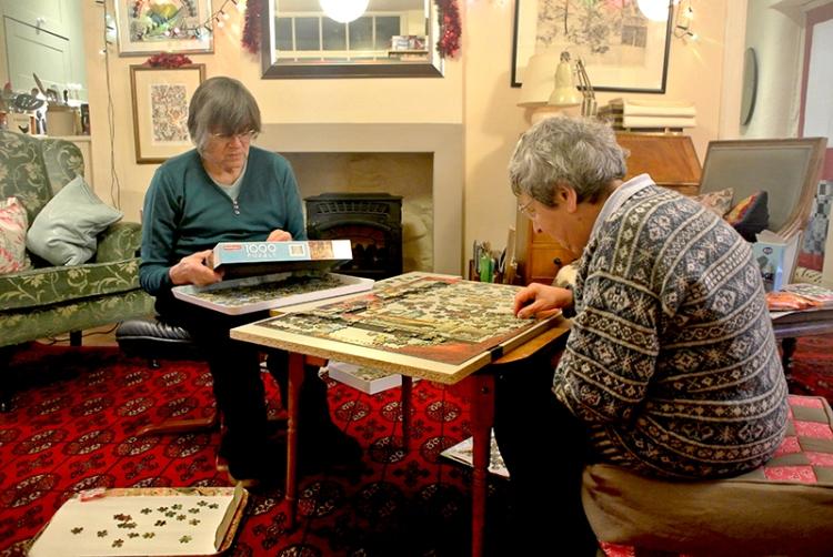 jigsaw puzzlers