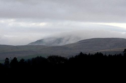 cloudy hills