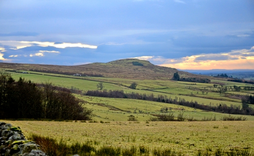 Looking back into Liddesdale