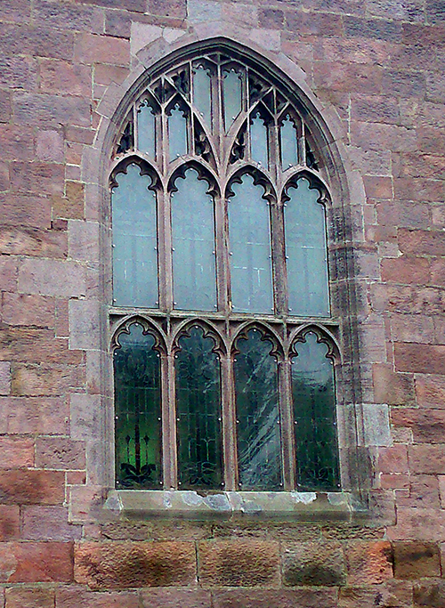 windows wooler church