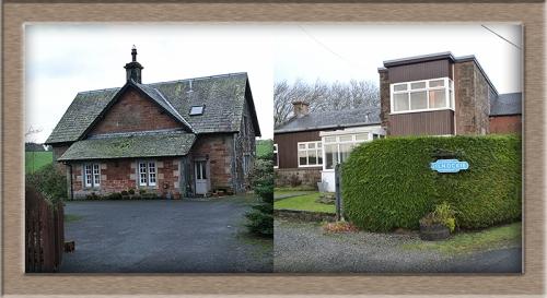 Gilnockie School and Station