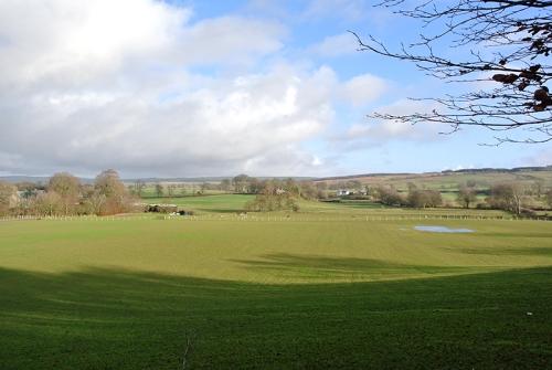 Fields round waterbeck