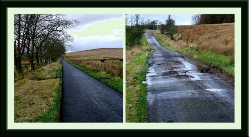 Tomshielburn road