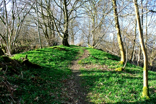 Path to Stubholm