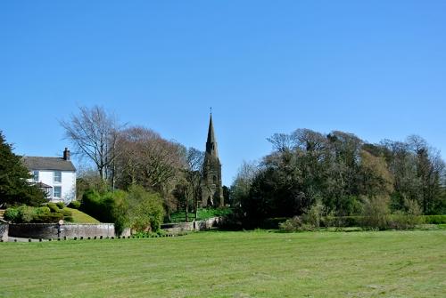 Rockliffe church