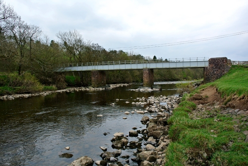 Kershopefoot bridge